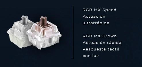 comprar Corsair K95 RGB Platinum