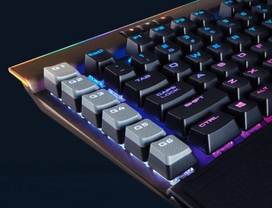 Corsair K95 RGB Platinum review
