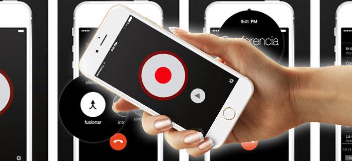 mejores apps para grabar llamadas