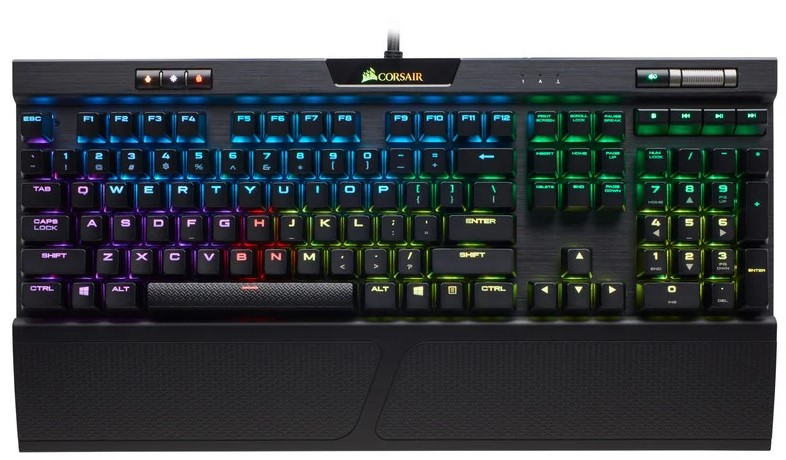 Review teclado Corsair K70